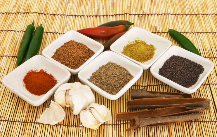 herb-powder